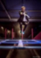 Activité entreprise trampoline park montpellier Rebound world