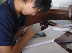 Nathan Qin from Dulwich