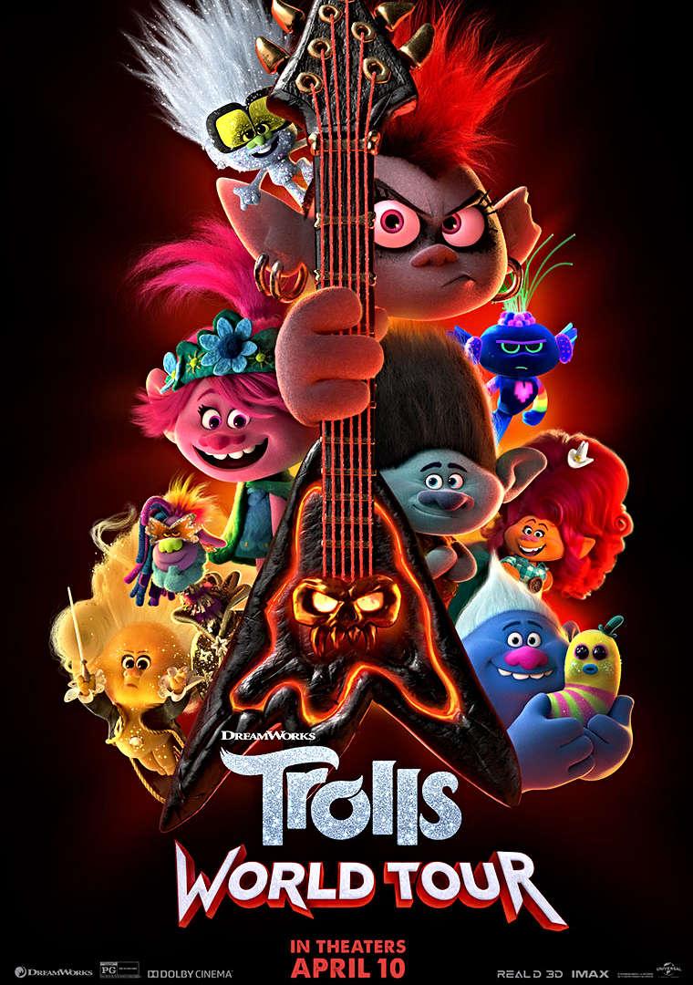 Trolls World Tour (PG)