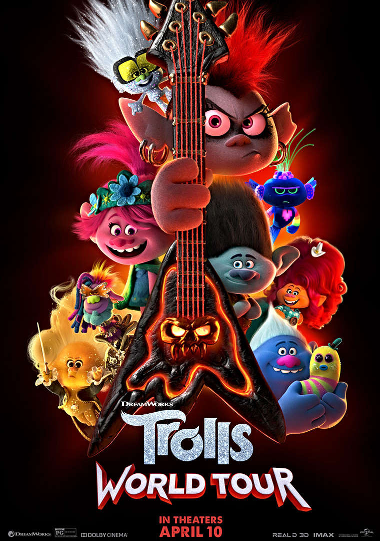 Trolls World Tour (PG)
