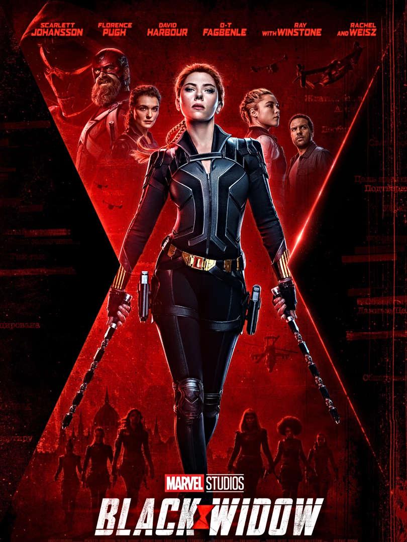 Black Widow (PG13)