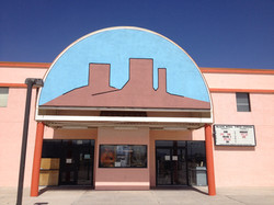 New Theater Front