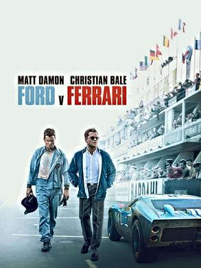 Ford v Ferrari (PG13)