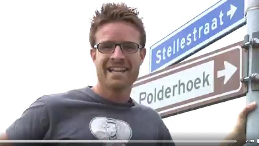 CTV Zeeland bij terras de Polderhoek (2014)
