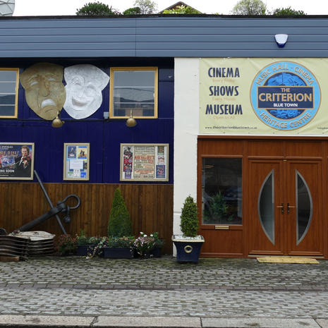 The Criterion Theatre & Blue Town Heritage Centre