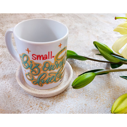 The Small Business Owner Mug