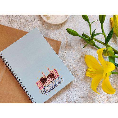 The Cuddle Buddies  Notebook