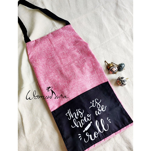 The Custom Apron