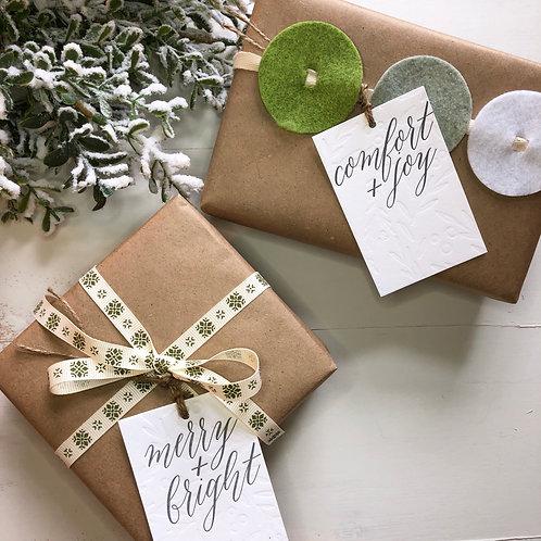 Elise Farmhouse Gift Tags