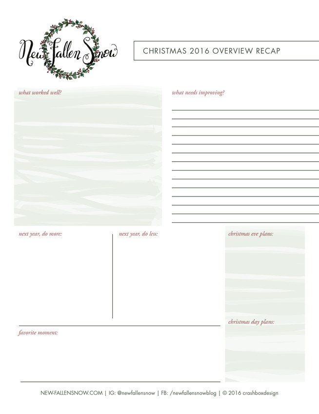 Your First Printable is Here!
