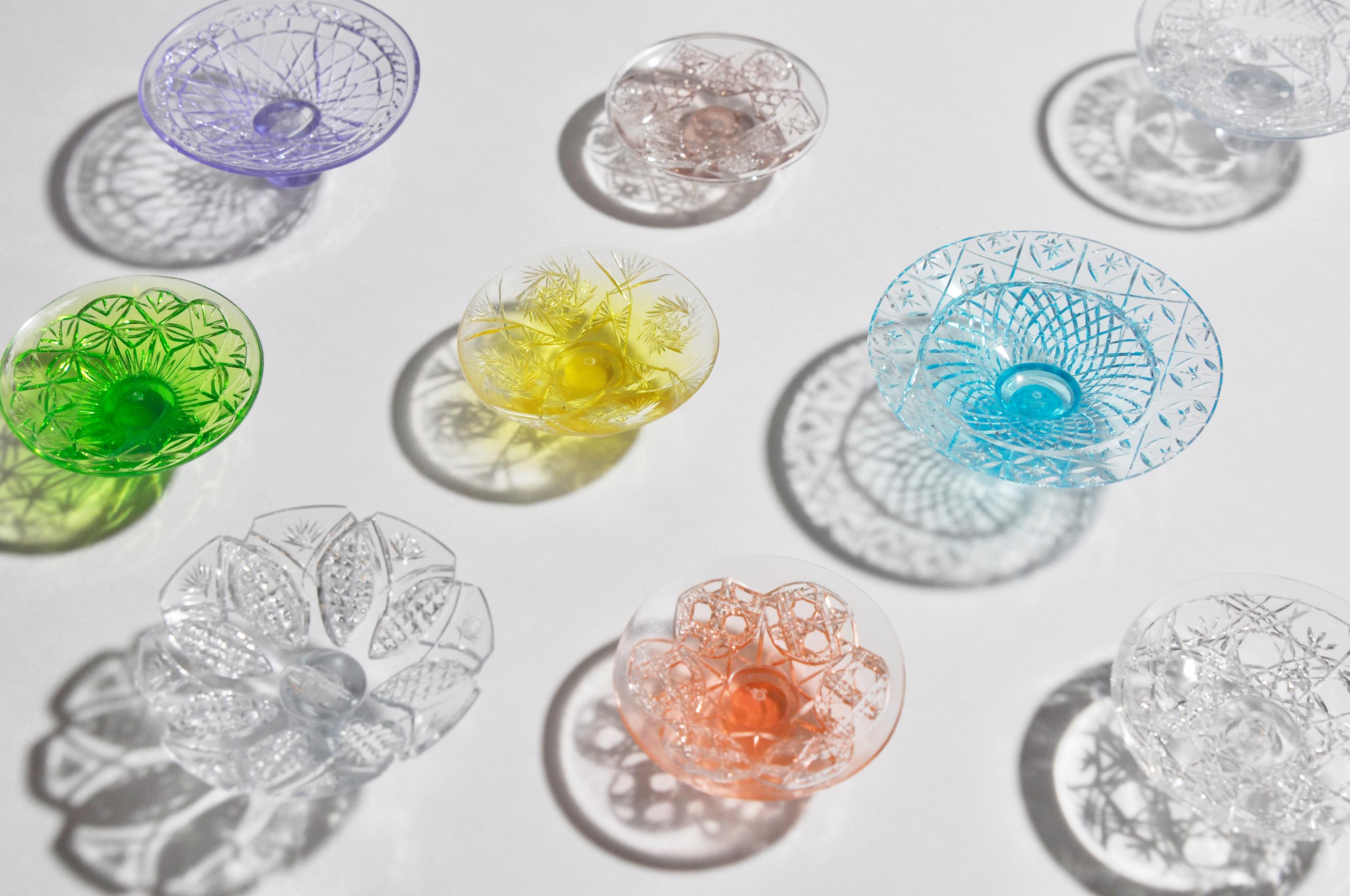 カットグラス Cut glass
