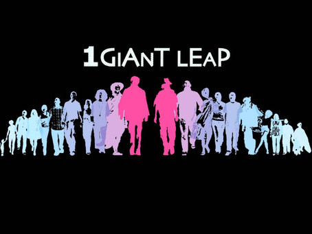 1 GIANT LEAP: WHAT ABOUT ME?, FEATURE DOCUMENTARY