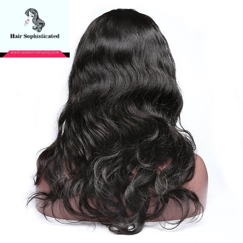 12A Grade Body Wave Full Lace Wig Best Quality Virgin Hair
