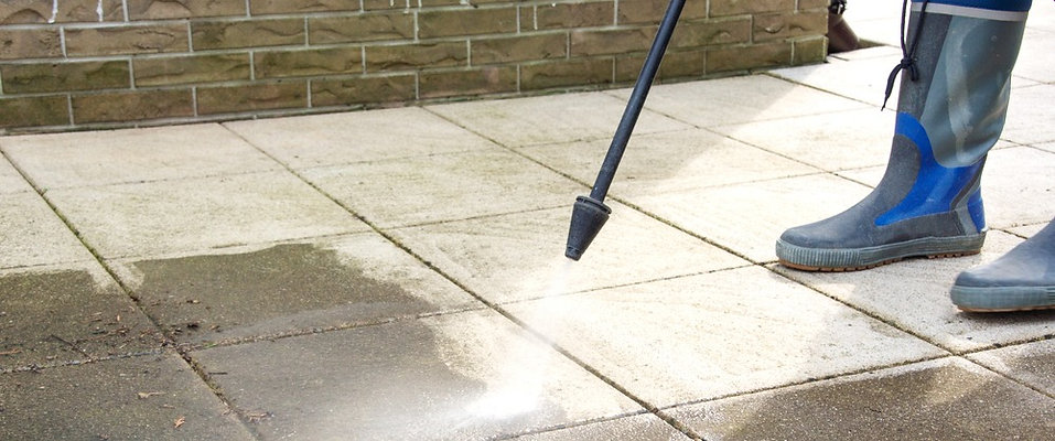 Pressure Washing in New Jersey