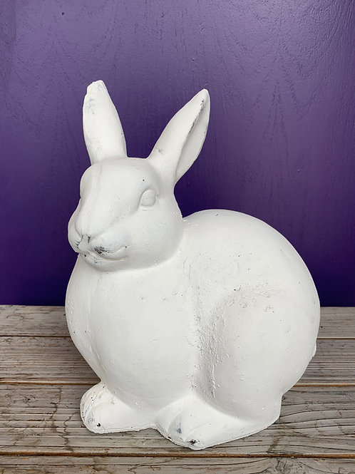 Rabbit Antique White Small