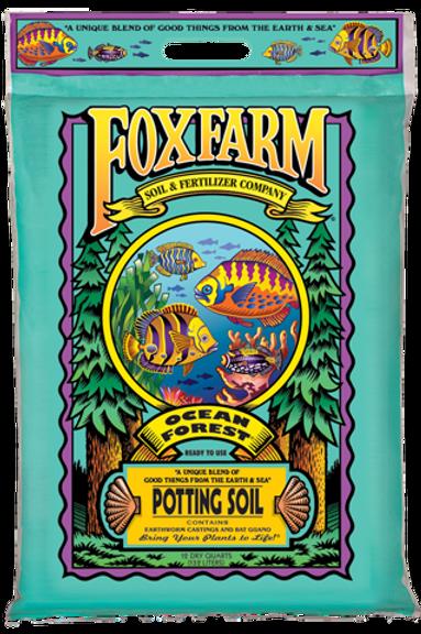 Fox Farm Ocean Forest 12qt