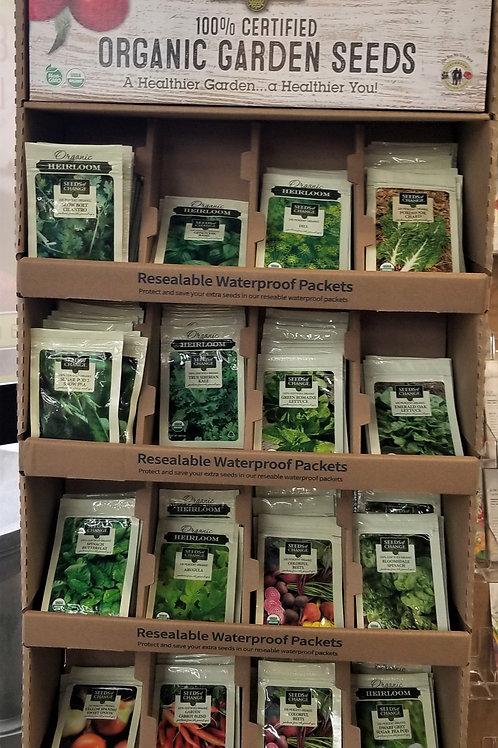 Seeds of Change Organic/ Vegetables