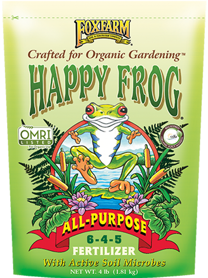 Fox Farm Happy Frog All Purpose Fertilizer