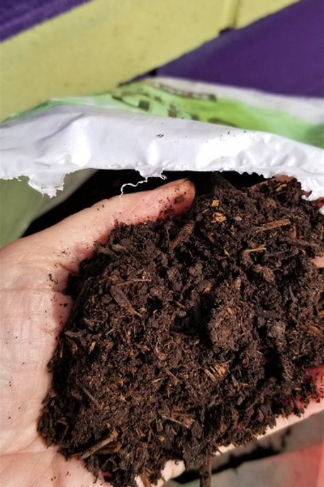 Cotton Burr Compost 2cf