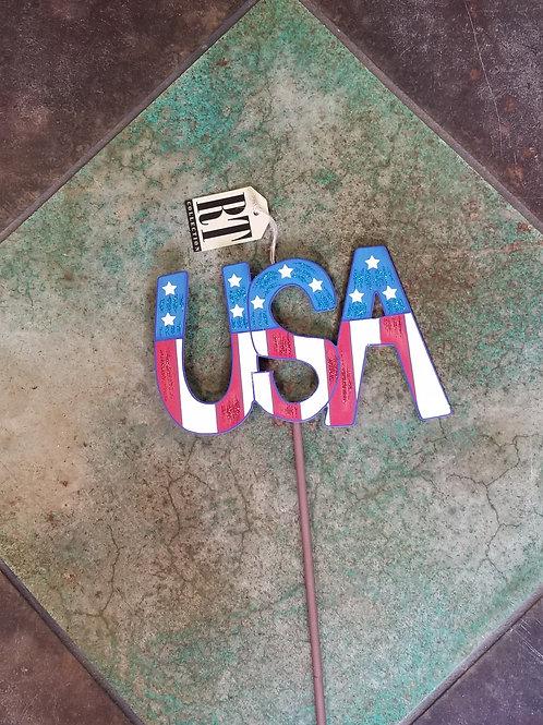 USA Metal Stake
