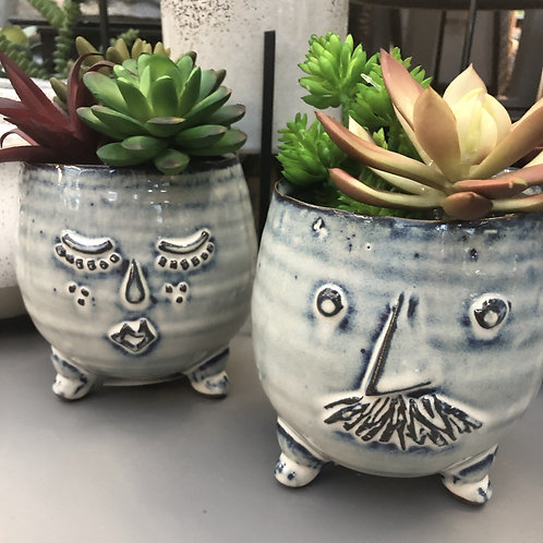 Mr. and Mrs. Clay Pot 4.75