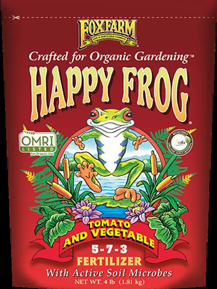 Fox Farm Happy Frog Tomato/Veggie Fertilizer