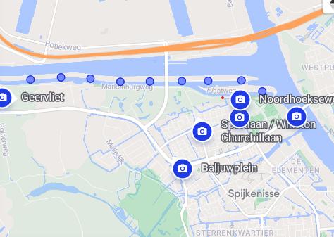 NRD windpark Brielse Maasdijk ter inzage