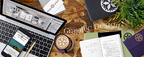 A homeschooling mom of two, bibliophile, linguist, and graphic designer.