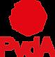 Pvda logo - Boven elkaar - Rood - RGB.pn