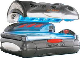 High Pressure Tanning Bed
