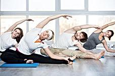 Kundalini Yoga Class Picture mixed class