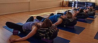 restorative yoga  yogawitholga