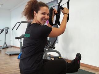 Fit und stark mit Sling-Training