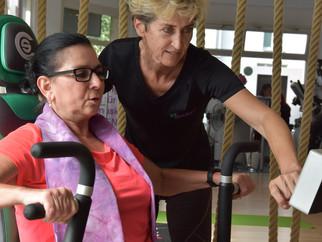 Hilfreiches Krafttraining gegen Osteoporose