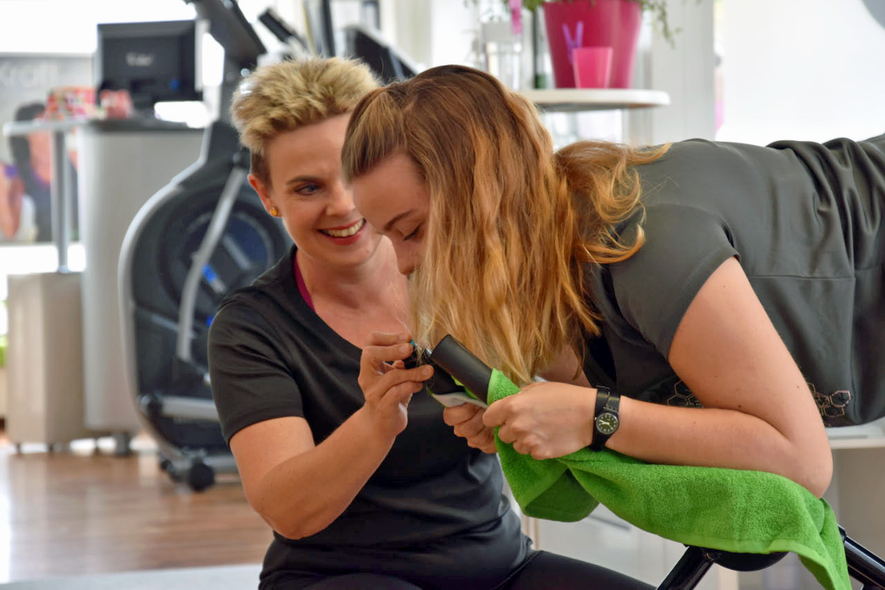 Intesives Training für Frauen
