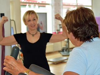 Erfolgreicher trainieren mit persönlicher Betreuung