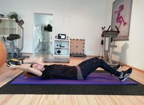 Starke Bauchmuskeln - mit diesen drei Übungen sind sie dir sicher!