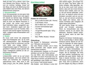 fitboutique Newsletter Jänner 2021