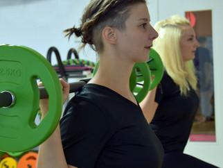 Das HOT IRON Training für die Frau