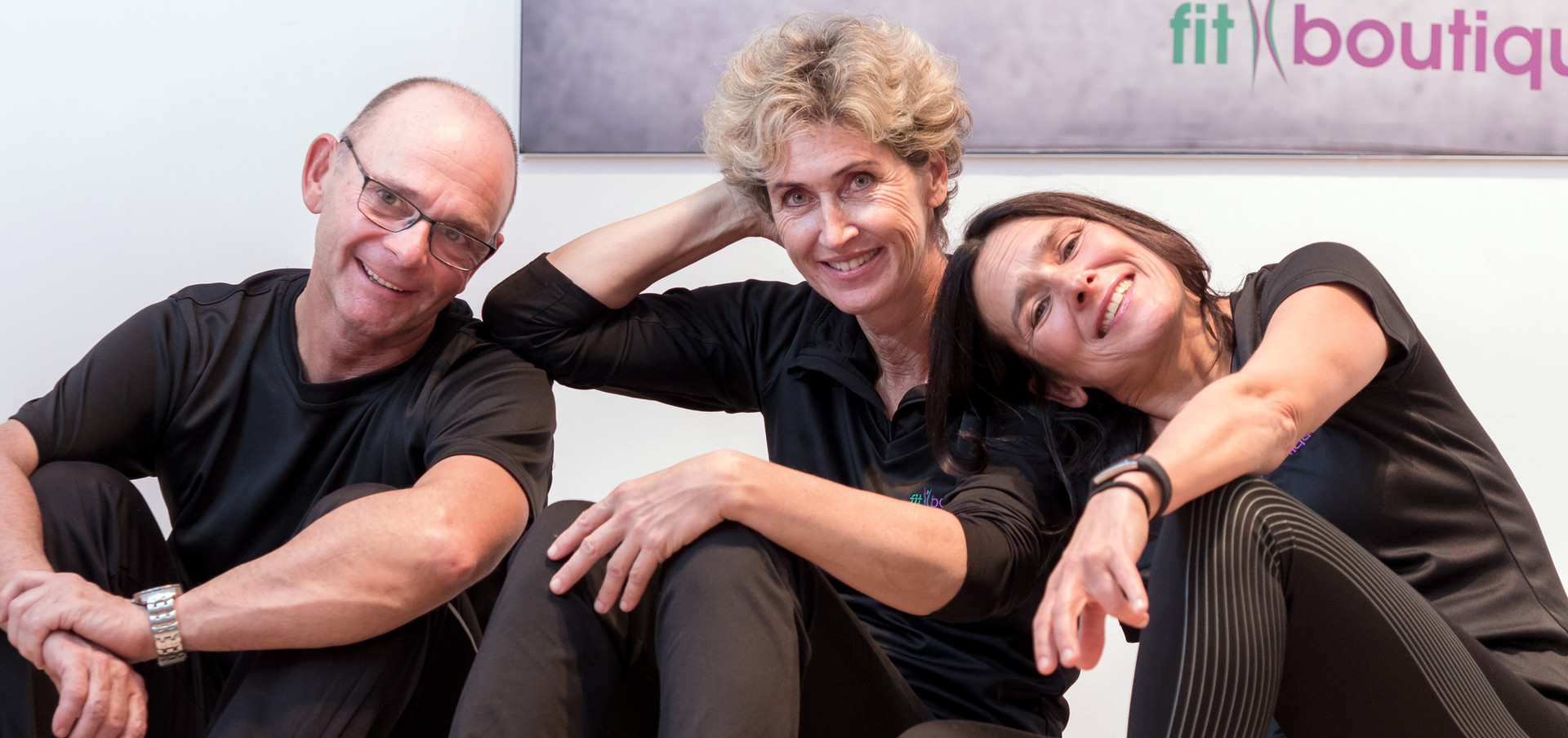 Andi, Gerald und Ulli