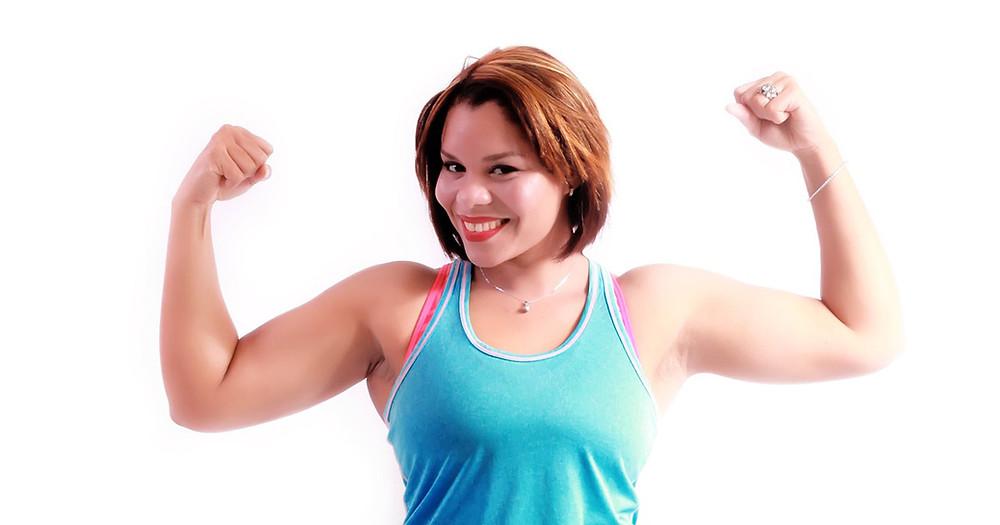 Krafttraining für übergewichtige Frauen