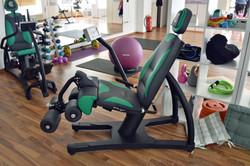 Modernste Trainingsgeräte