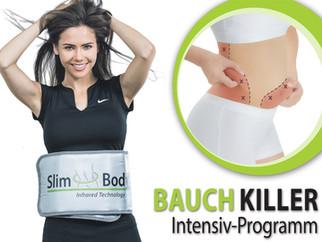 Zwei Kleidergrößen weniger in nur 4 Wochen - so funktioniert das SLIM-BODY Bauchkiller-Programm