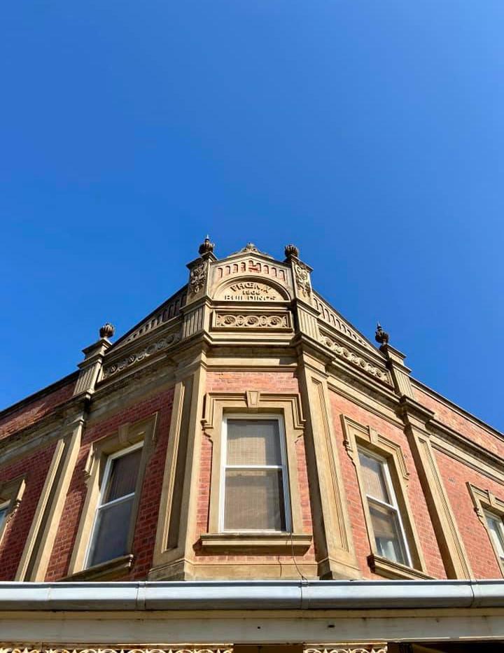 Sunday House - Maldon Photography - Beautiful Goldrush Architecture