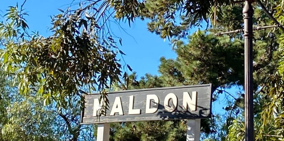 Sunday House - Maldon Photography - Maldon Railway Station