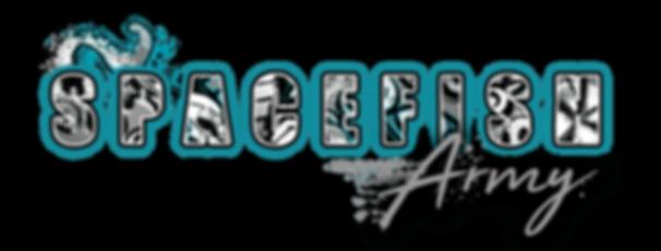 spacefish army logo