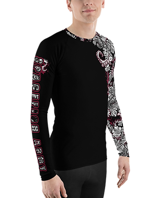 Men's Octopus Rashguard