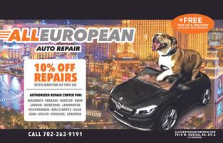 Car Repair Magazine Ad