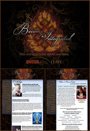 Spiritual Education Website