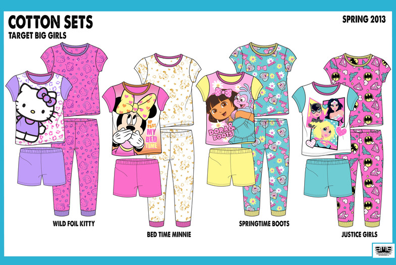 Target Cotton Sleepwear Sets